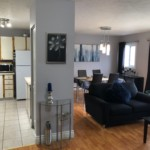 Good location 2bedroom ch. Freeman avail . May  alouer.ca