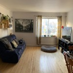 Huge 4 1/2 Apartment for Rent from April, Pets Allowed + Parking  alouer.ca
