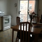 Apartment. 3 1/2..Montreal.Little Italy  alouer.ca
