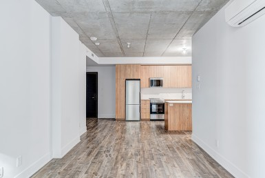 Gallery 3,Brand new, Spacious one bed, Bright++, Rooftop, gym,pool  alouer.ca
